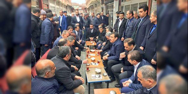 Tüfenkci,'Malatya bölgede adeta bir kampus olacak'