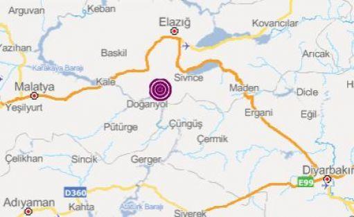 5,2'lik deprem Malatya'yı da salladı