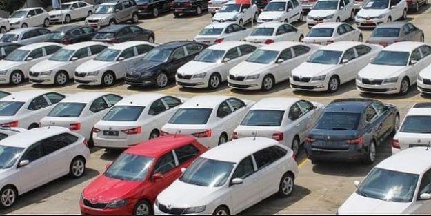 Araç sayısı 173 bin 456'a ulaştı