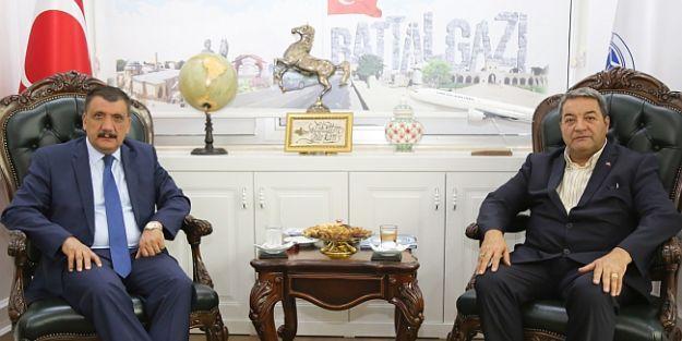 Fendoğlu'dan Gürkan'a destek