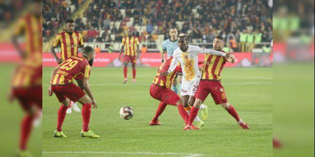 Kupa Finali İçin EYMSnin Gücü G.Saraya Yetmedi:2-5