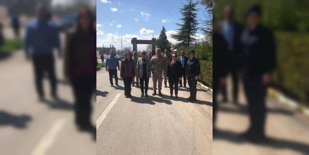 MTÜ'ye jandarma karakolu açıldı