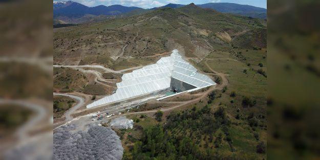 Yoncalı Barajı'na 22.5 milyon TL ödenek