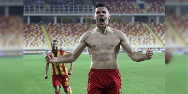 Evkur Yeni Malatyaspor'un en değerlisi Aleksic