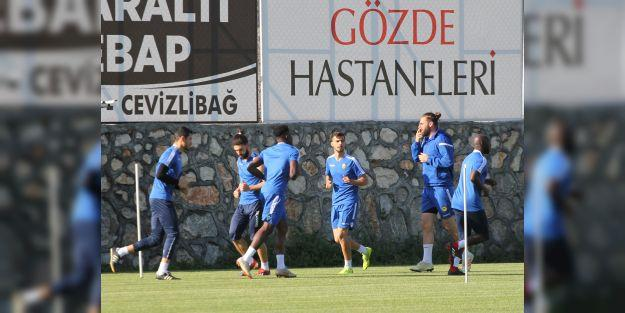 EYMS, Antalyaspor mesaisi başladı