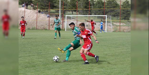 EYMS U21 sezonu beraberlikle tamamladı