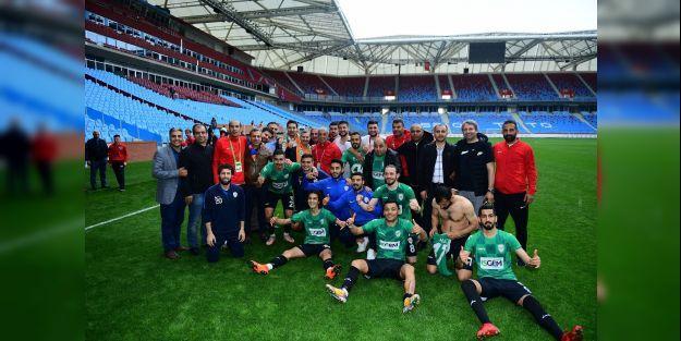 'Malatya futboluna bir 3.Lig takımı kazandırdık'