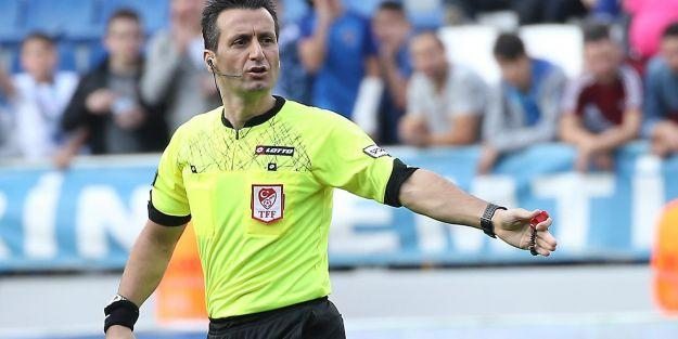Türkiye Kupası finalini Malatyalı hakem yönetecek
