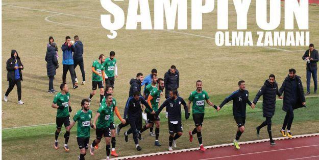 Yeşilyurt Belediyespor 3.Lig için sahaya çıkıyor