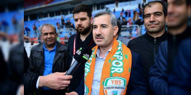 quot;Yeşilyurt Belediyespor elbette ki Evkur Yeni Malatyaspor ile kardeş takımquot;