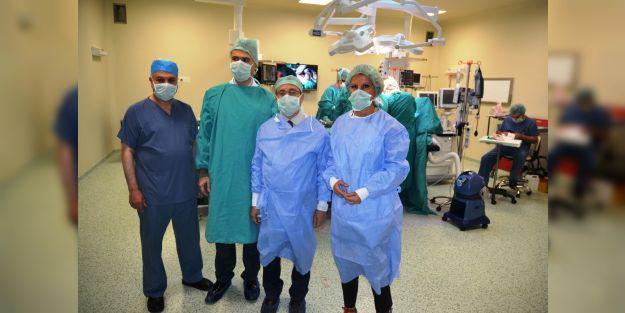 5 hastaya canlı vericiden karaciğer nakli yapılacak