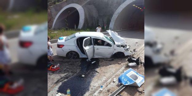 5 kazada 2 ölü, 17 Yaralı