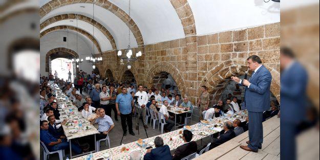 Başkan Gürkan Hekimhan İlçesi#039;ni ziyaret etti