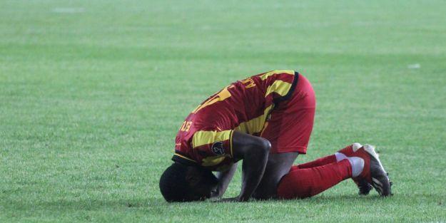Kamara, bir yıl daha Evkur Yeni Malatyaspor#039;da