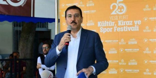 """'Laf Olsun Diye Festival Yapılmaz!"""""""