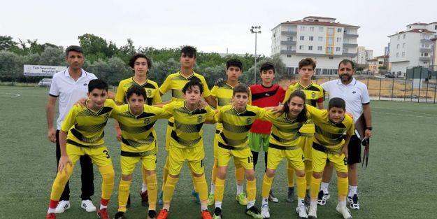 Evkur Yeni Malatyaspor'da şampiyonluk sevinci