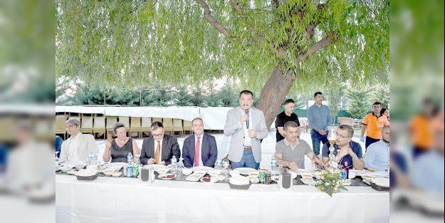 Gürkan, 'Çalıştay önemli katkı sağlayacaktır'