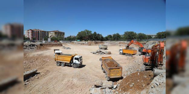 Hastane inşaatının 2.5 yılda bitirilmesi hedefleniyor
