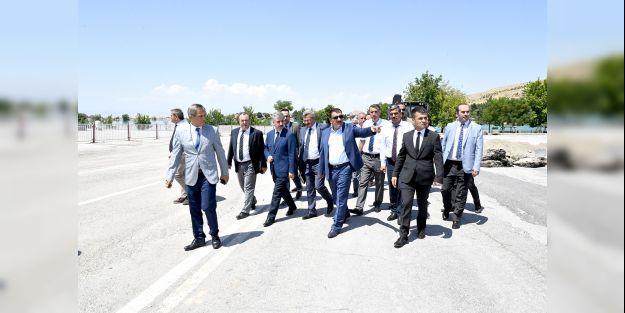 """'Kayısı Festivali Malatya'mızın bayramıdır"""""""