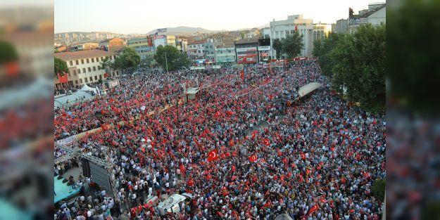 quot;Türk Milleti, 15 Temmuz diriliş ruhunu yaşatmaya devam edecekquot;