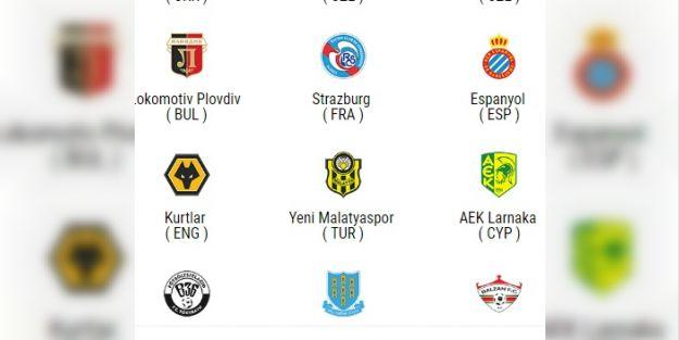 UEFA o hatayı düzeltti