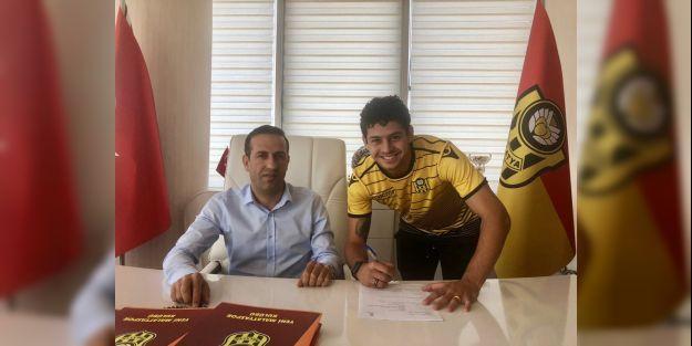 Yeni Malatyaspor, Guilherme ile 2 yıllık anlaşma sağladı