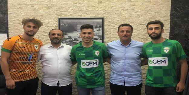 Yeşilyurt Belediyespor#039;da transfer çalışmaları sürüyor