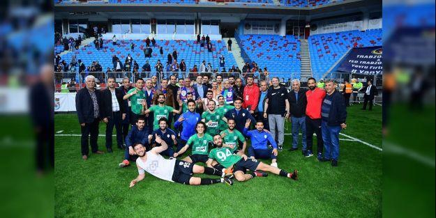 Yeşilyurt Belediyespor'un grubu belli oluyor