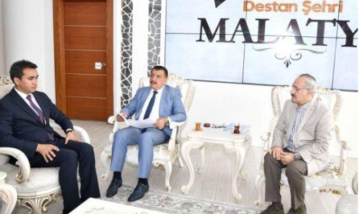 'Malatya'ya yakışır bir proje için çalışmalar yapılıyor'