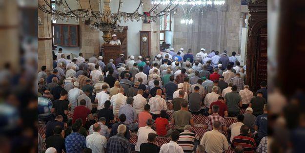 Malatya'da Kurban Bayramı coşkusu
