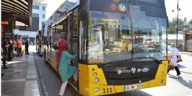 MOTAŞ Otobüs Ücretlerine Zam Yaptı