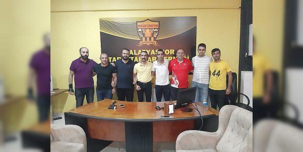 MVHGD'den Malatyaspor Taraftar Derneği'ne ziyaret