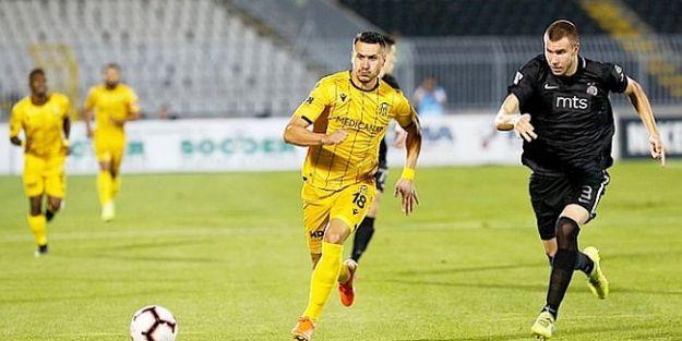 YMS Belgrad'da İşi Zora Soktu:3-1