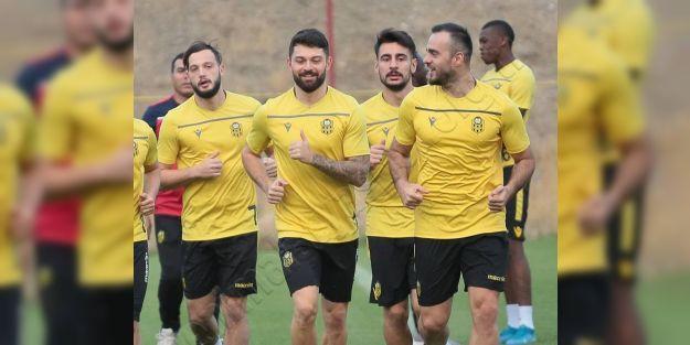BYMS, Galatasaray maçı hazırlıklarını sürdürüyor