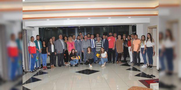 Malatya#039;da voleybol istişare toplantısı yapıldı