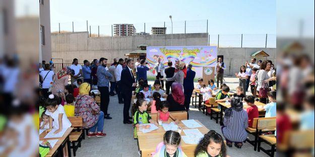 Öğrenciler 'Öğrenmeye Hoşgeldin' projesiyle karşılandı
