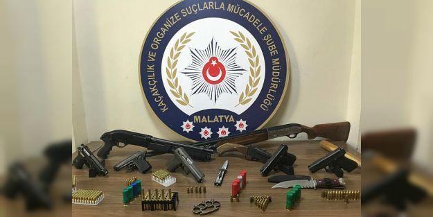 Suç Örgütü Operasyonu.. 13 Gözaltı