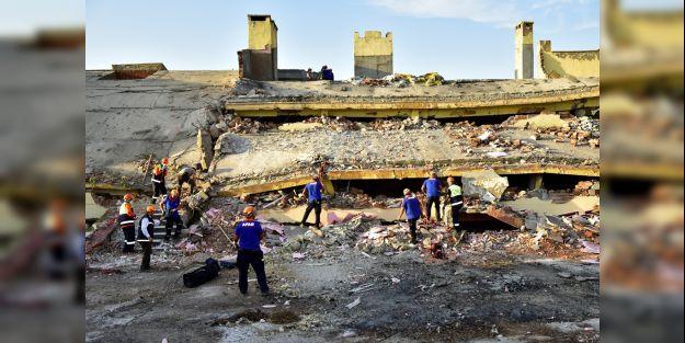 2019 Ulusal Deprem Tatbikatı Malatya'da gerçekleştirildi