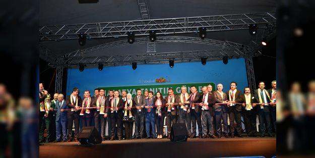 3. Geleneksel Malatya Tanıtım Günleri açıldı
