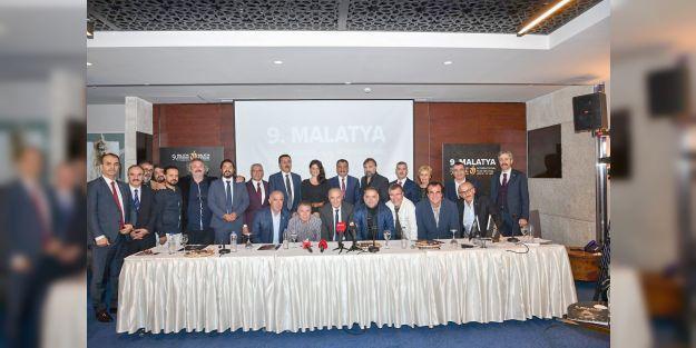 9. Uluslararası Malatya Film Festivali'nin tanıtım toplantısı yapıldı