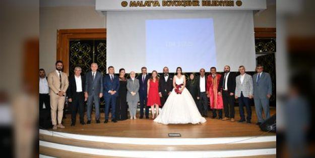 A Haber muhabiri Sercan Erduran dünyaevine girdi