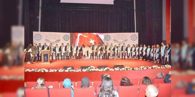 Turgut Özal Üniversitesi akademik yılı açılışı yapıldı