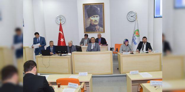 Belediye meclisinde ağırlıklı imar konuları ele alındı