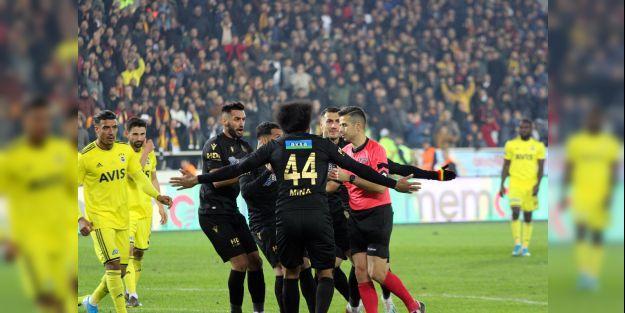 B.Yeni Malatya Yine Hakeme Takıldı:0-0