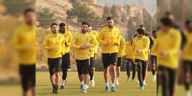 BYMS, Fenerbahçe maçı hazırlıklarını sürdürüyor