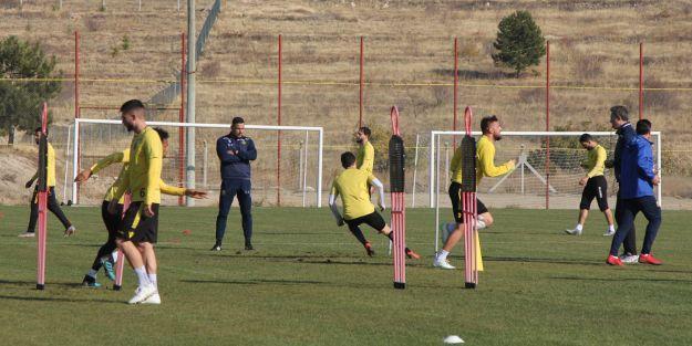 BYMS, Göztepe maçının hazırlıklarını sürdürdü