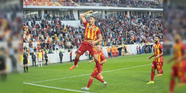 Jahovic, 10 haftada dokuzuncu golünü kaydetti