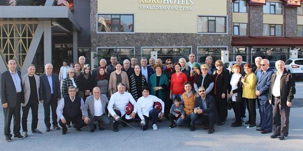 MADEF Ankara'dan tanışma ve istişare toplantısı
