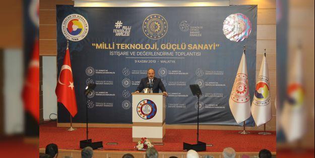 'Malatya, Doğu Anadolu Bölgesi'nde sanayinin parlayan yıldızı'