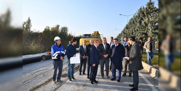 'Su kayıplarının önüne geçmeyi amaçlıyoruz'